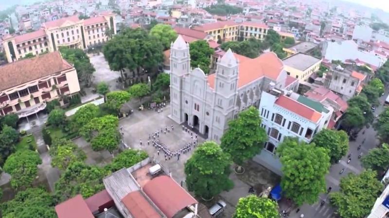 Nhà thờ chính tòa Bắc Ninh