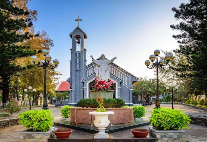 Nhà thờ chính tòa Buôn Ma Thuột