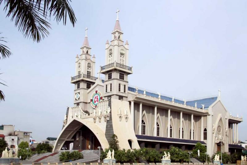Nhà Thờ Chính Toà Giáo Phận Thái Bình