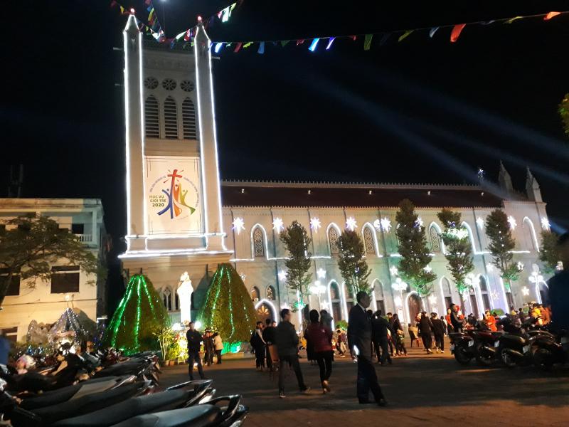 Nhà thờ chính tòa Hải Phòng