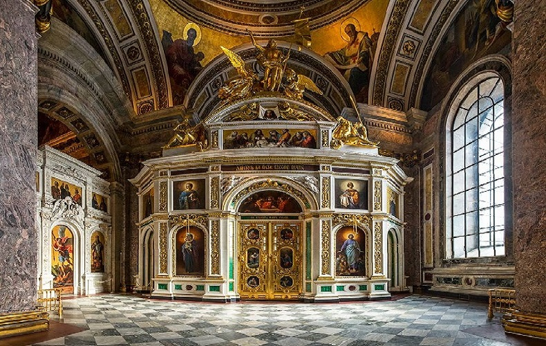 Nhà thờ chính tòa Thánh Isaac
