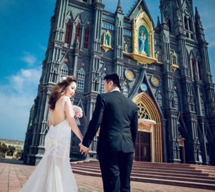 Nhà thờ đá Phát Diệm nơi chụp ảnh cưới đầy ý nghĩa
