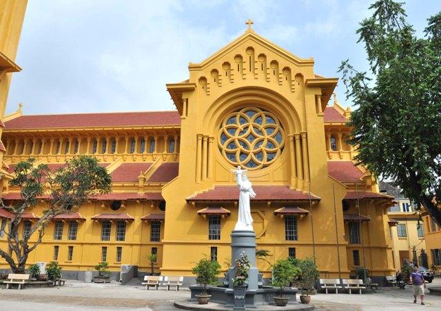 Nhà thờ Giáo xứ Cửa Bắc