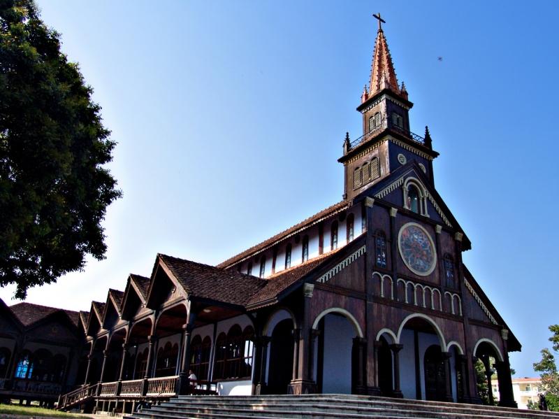 Địa chỉ: 13, Nguyễn Huệ, P. Thống Nhất, Tp. Kon Tum, Tỉnh Kon Tum