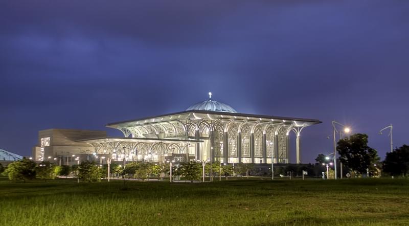 Nhà thờ Hồi giáo Iron