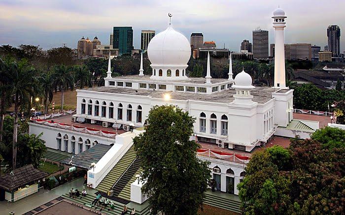 Nhà thờ Hồi giáo Istiqlal