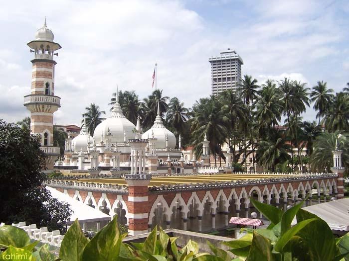 Nhà thờ Hồi giáo Jamek