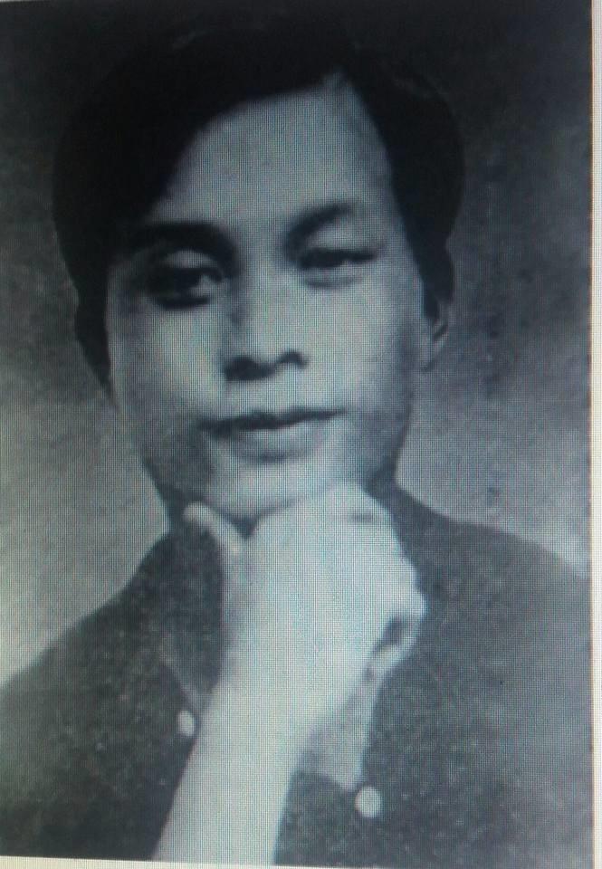 Nhà thơ Hồng Nguyên