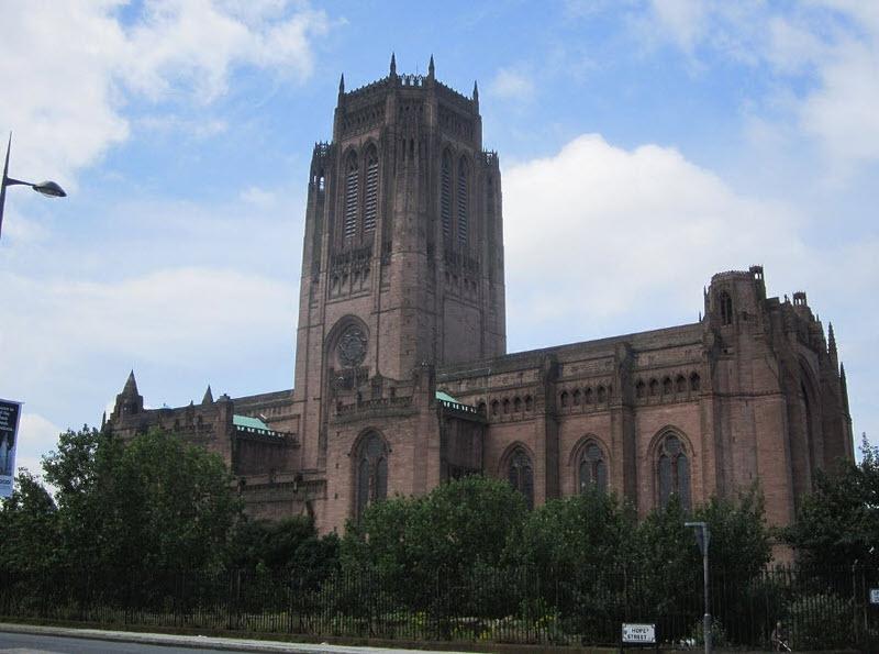Nhà thờ Liverpool, Liverpool, Vương quốc Anh