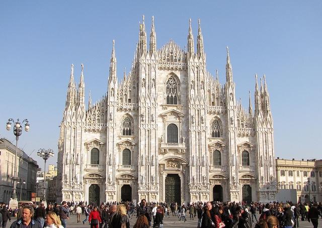Nhà thờ Milan