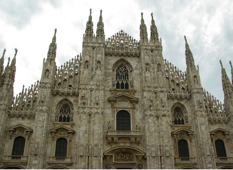 Nhà thờ Milan, Milan, Ý