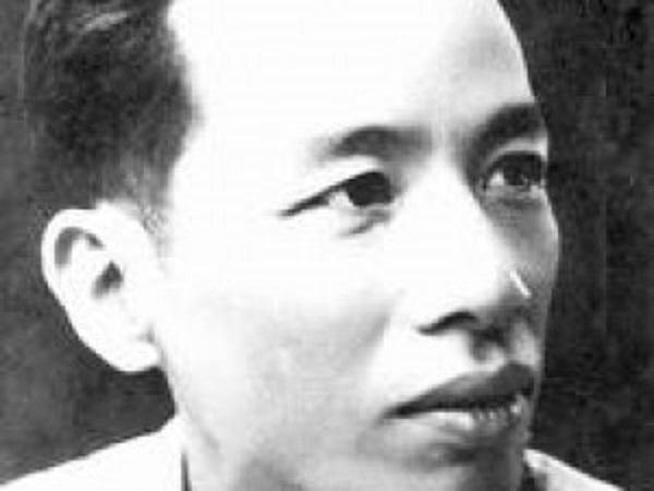 Nhà thơ Minh Huệ