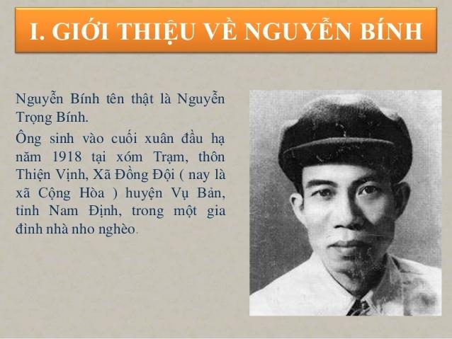 Nhà thơ Nguyễn Bính