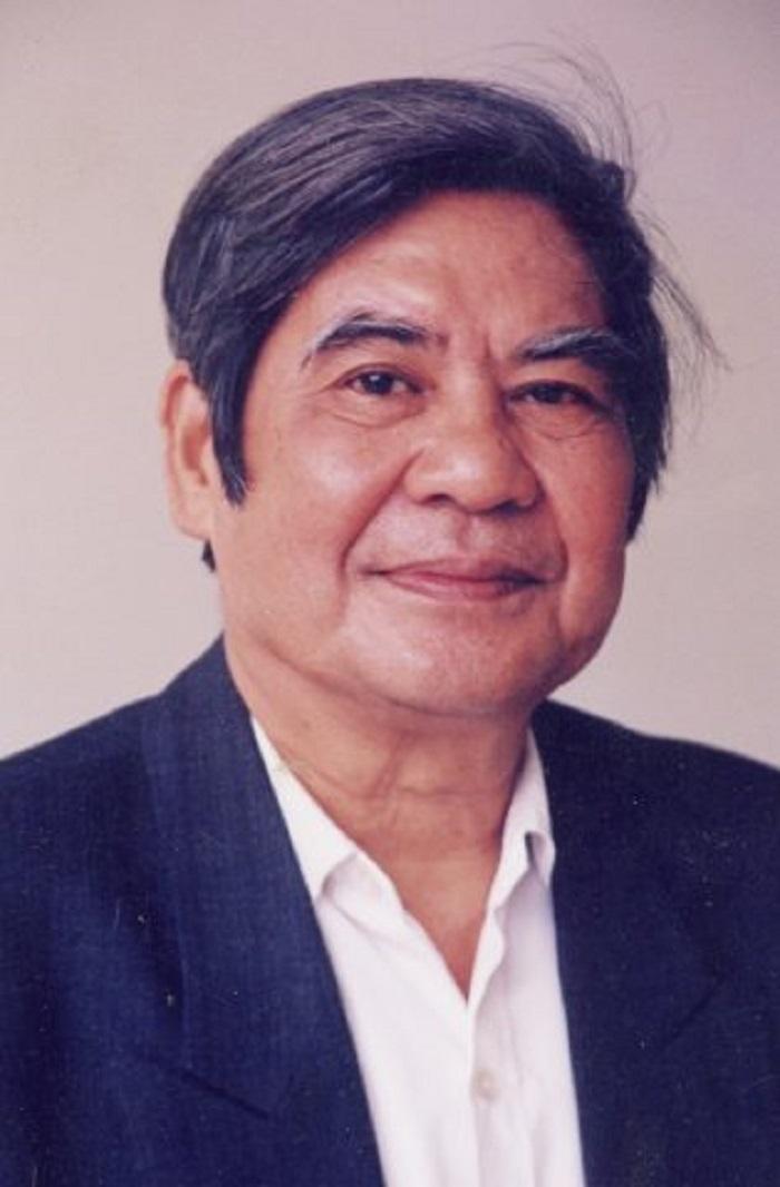 Nhà thơ Nguyễn Đình Thi