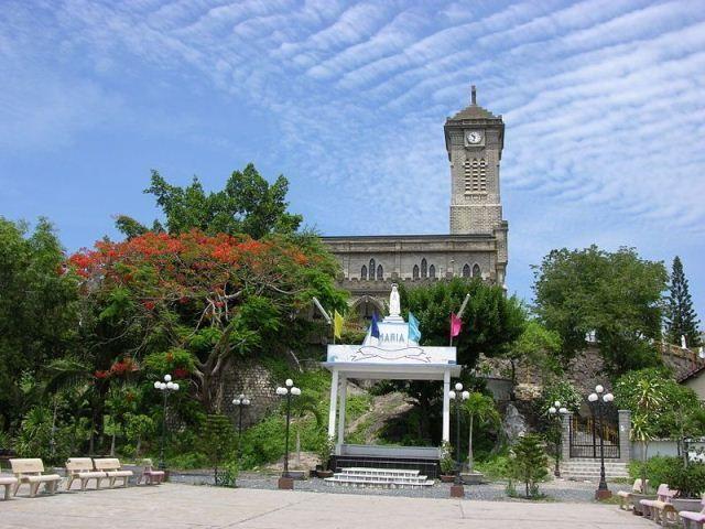 Nhà thờ Núi Nha Trang (nhà thờ Chánh tòa Kitô Vua)