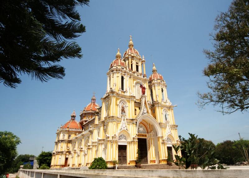 Nhà thờ Pha - rô