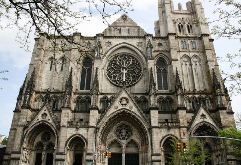 Nhà thờ Saint John The Divine, New York, Mỹ