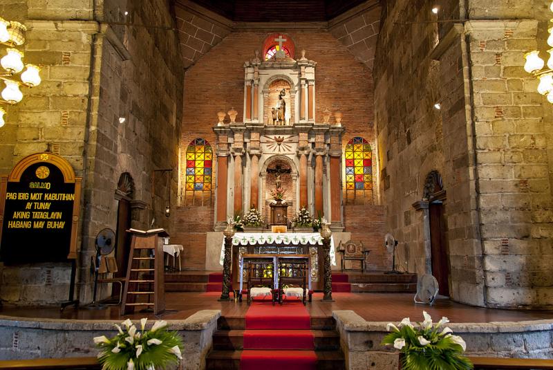 Nhà thờ San Agustin được công nhận là di sản văn hóa thế giới
