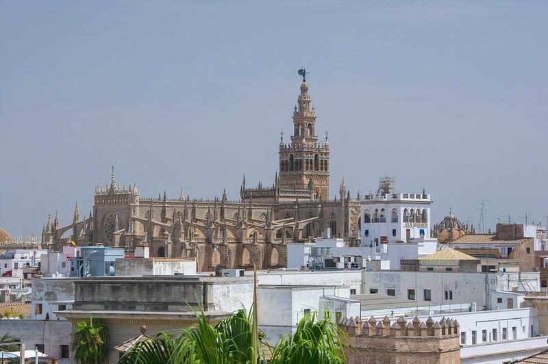 Nhà thờ Seville, Seville, Tây Ban Nha