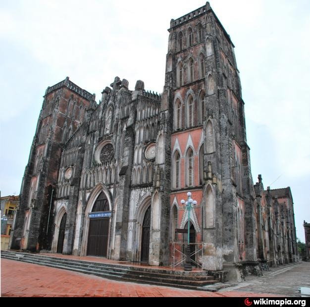 Nhà thờ Sở Kiện - Hà Nam