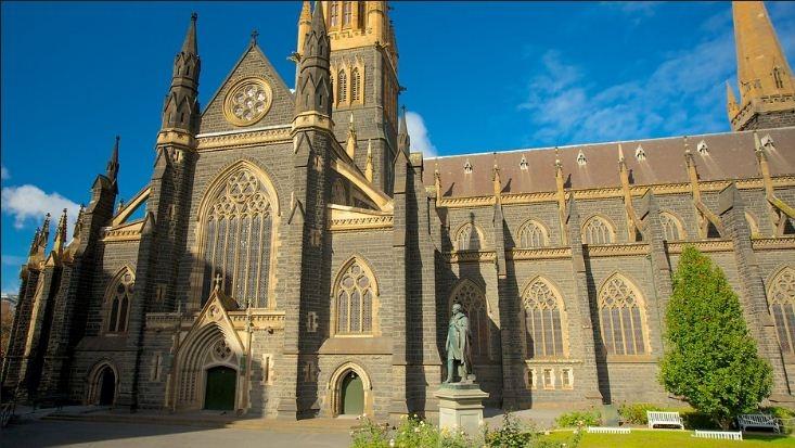 Nhà thờ St Patrick