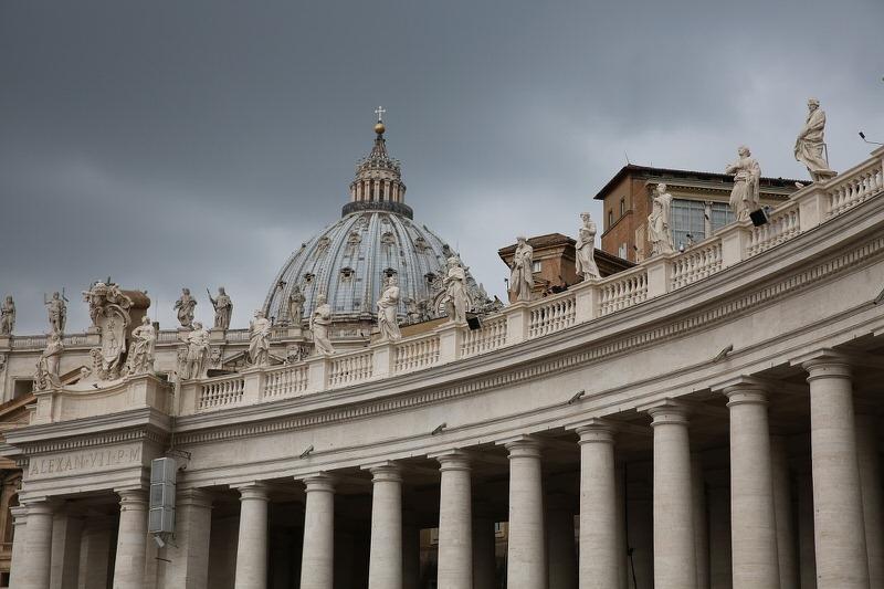 Nhà thờ St.Peter, thành phố Vatican