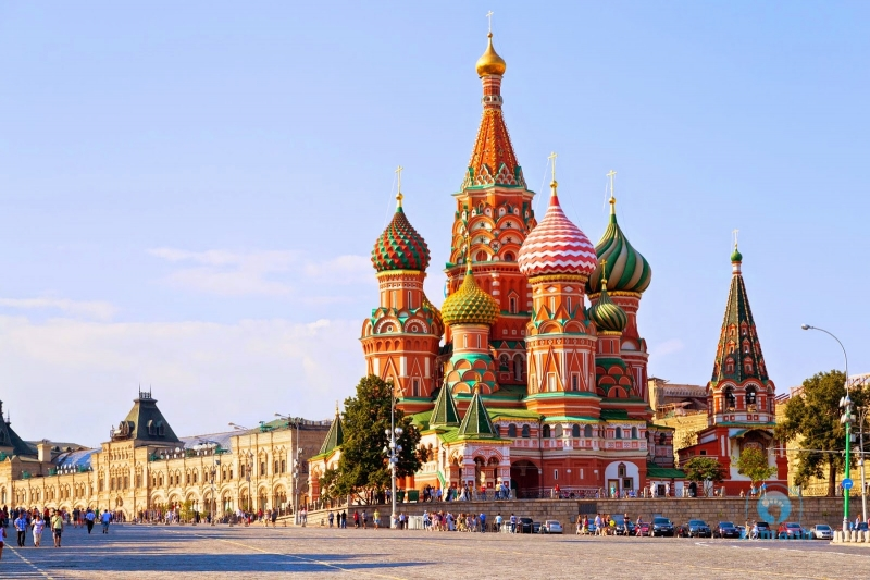 Nhà thờ thánh Basil, Moscow