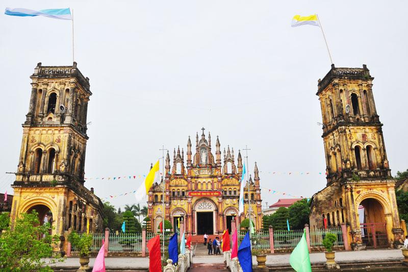 Nhà thờ Trung Linh