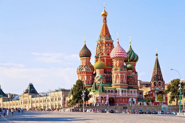 Nhà thờ Vasily the Blessed