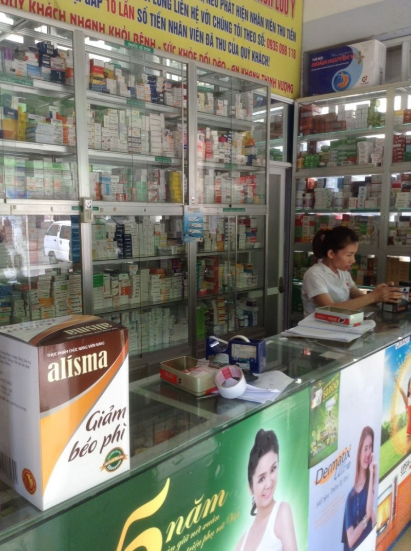 Nhà thuốc 119 Thanh Xuân