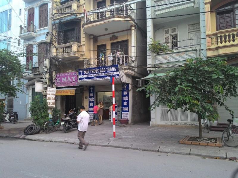 Nhà thuốc Bảo Trang