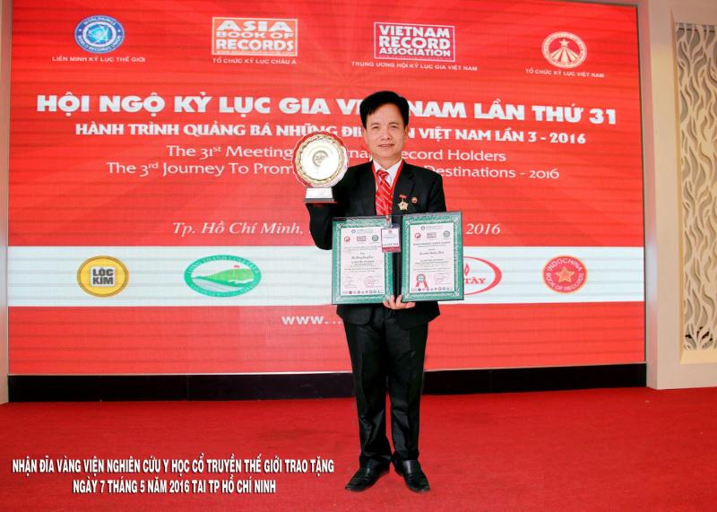 Nhà thuốc Đông y hiệu Đại Thành - Lương y Nguyễn Đoàn