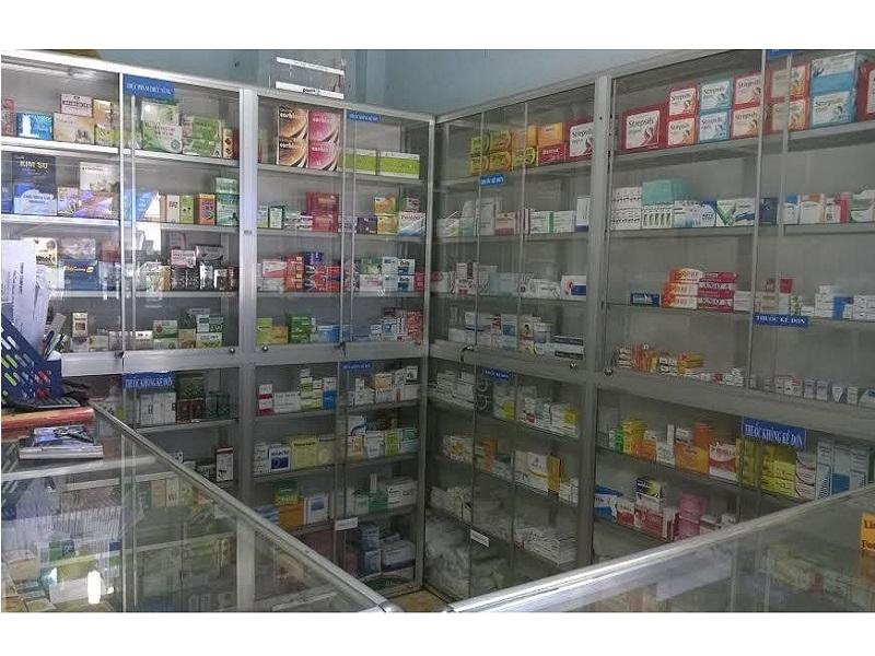 Nhà thuốc Gia Hân