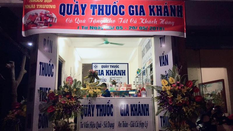 Nhà thuốc Gia Khánh