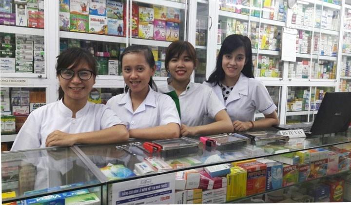 Nhà thuốc GPP Việt Hương