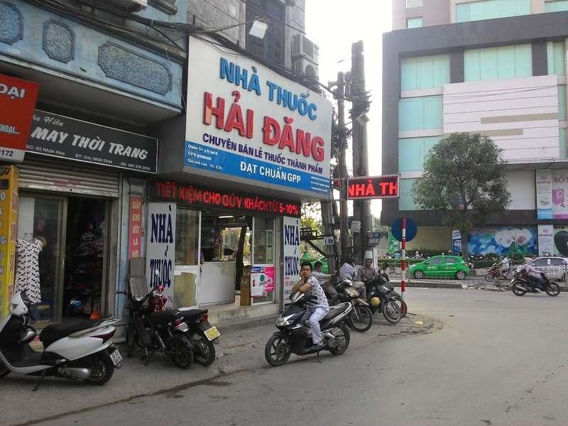 Nhà thuốc Hải Đăng