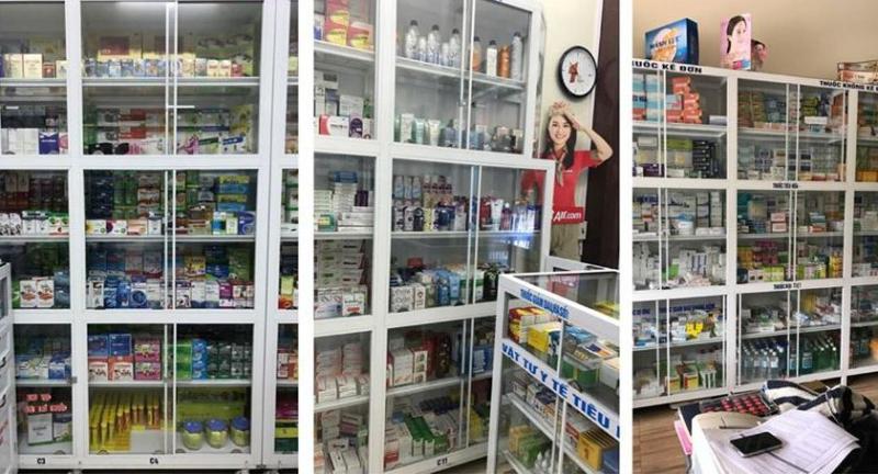 Nhà thuốc Hoa Linh