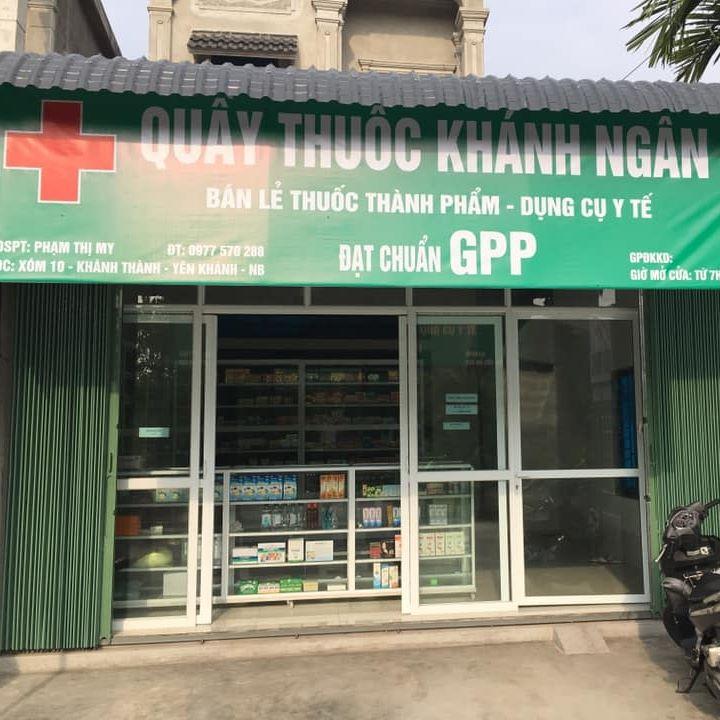 Nhà thuốc Khánh Ngân