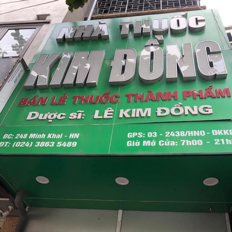 Nhà thuốc Kim Đồng