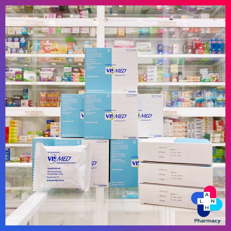 Nhà thuốc LAN ANH PVB