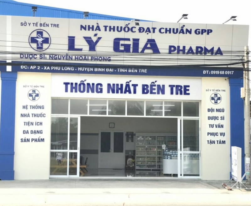 Nhà Thuốc Lý Gia Pharma