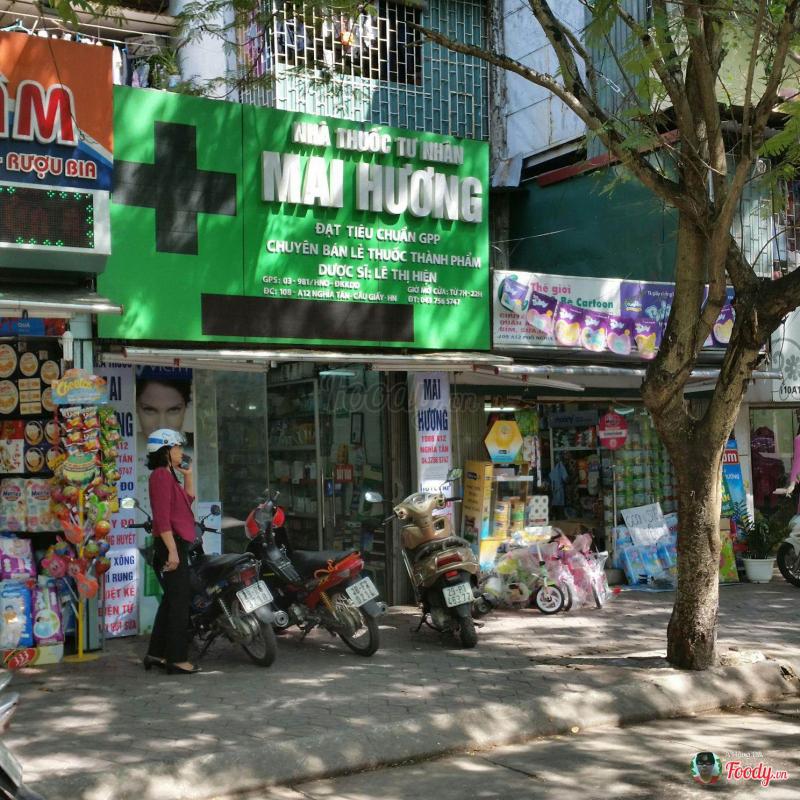 Nhà Thuốc Mai Hương