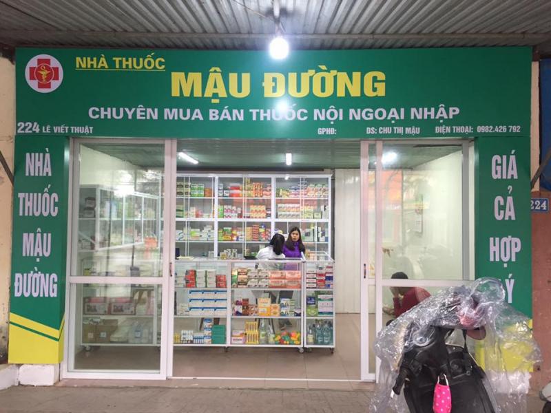 Nhà thuốc Mậu Đường