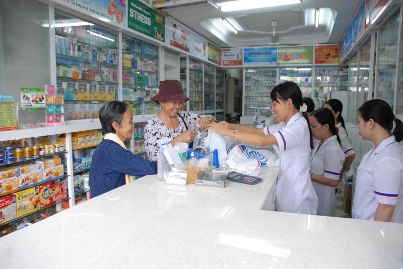 Nhà thuốc Minh Khang