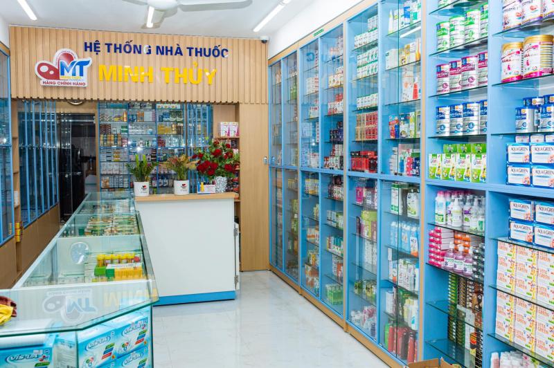Nhà thuốc Minh Thuỷ
