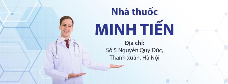 Nhà thuốc Minh Tiến