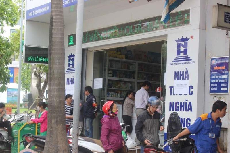 Nhà thuốc Nghĩa Hưng cơ sở 486 Minh Khai