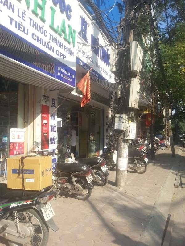 Nhà thuốc Nghĩa Hưng cơ sở 6 - 367 Đội Cấn, Ba Đình, Hà Nội