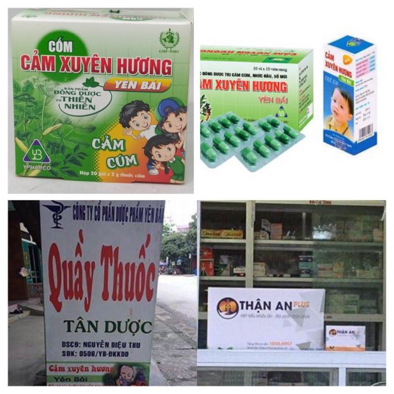 Nhà thuốc Nguyễn Diệu Thu