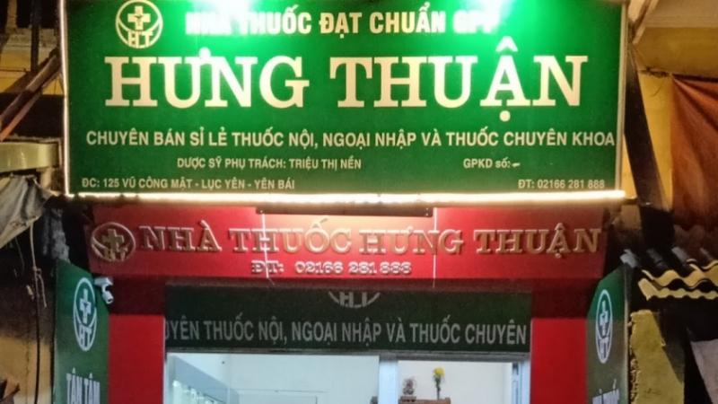 Nhà Thuốc Hưng Thuận